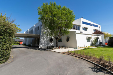 Tenanted Investment Offices  for Sale Addington Christchurch