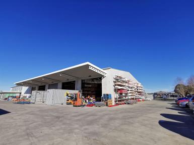 Versatile Industrial Property for Sale Washdyke Timaru