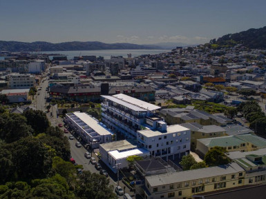 41 out of 42 Units  for Sale Mt Cook Wellington