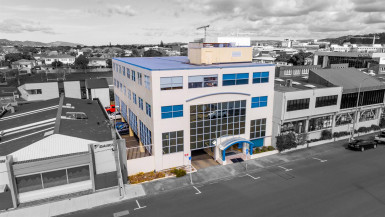 Offices Property for Sale Hutt Central Wellington