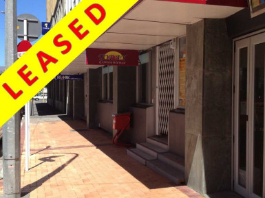 Ground Floor Retail  for Lease Central Wellington