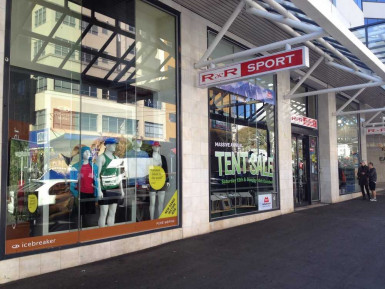 Great Retail Space  for Lease Te Aro Wellington
