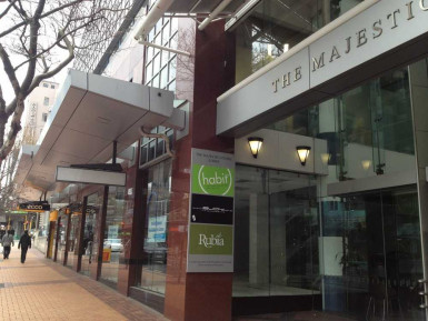 Retail  for Lease Central Wellington