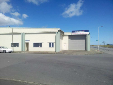 Warehouse  Property  for Lease