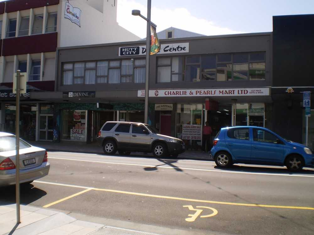 Retail Shop  for Lease Lower Hutt Wellington