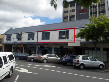 First Floor Office Space  for Lease Upper Hutt Wellington