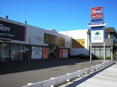 Bulk Retail  for Lease Hutt City Wellington
