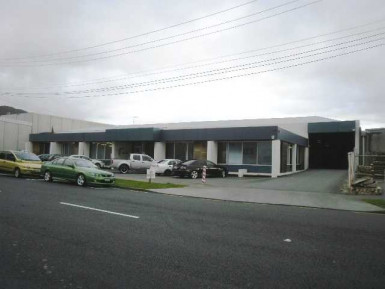 Industrial Warehouse  for Lease Gracefield Wellington