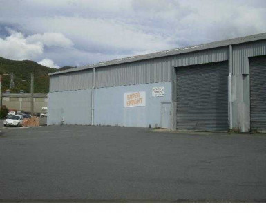 High Stud Warehouse  for Lease Gracefield Wellington