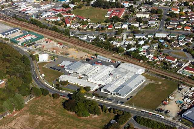 High Stud Warehouse  for Lease Taita Wellington