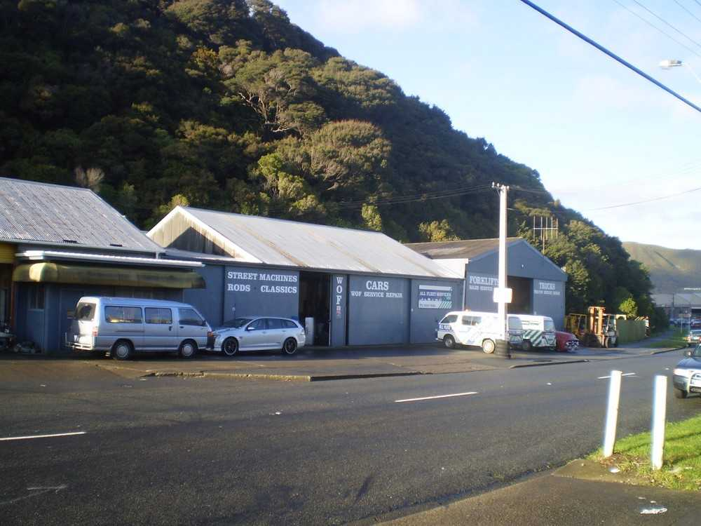 Warehouse  for Lease Taita Wellington