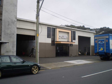 Warehouse  for Lease Petone Wellington