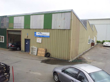 Industrial Warehouse  Property  for Lease
