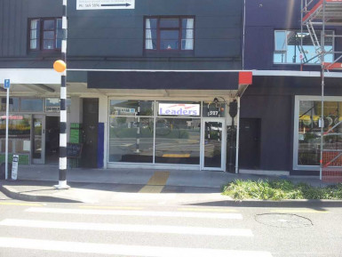 Retail  for Lease Central Hutt Wellington