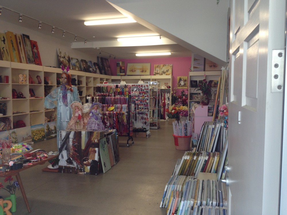 Retail Shop  for Lease Thorndon Wellington