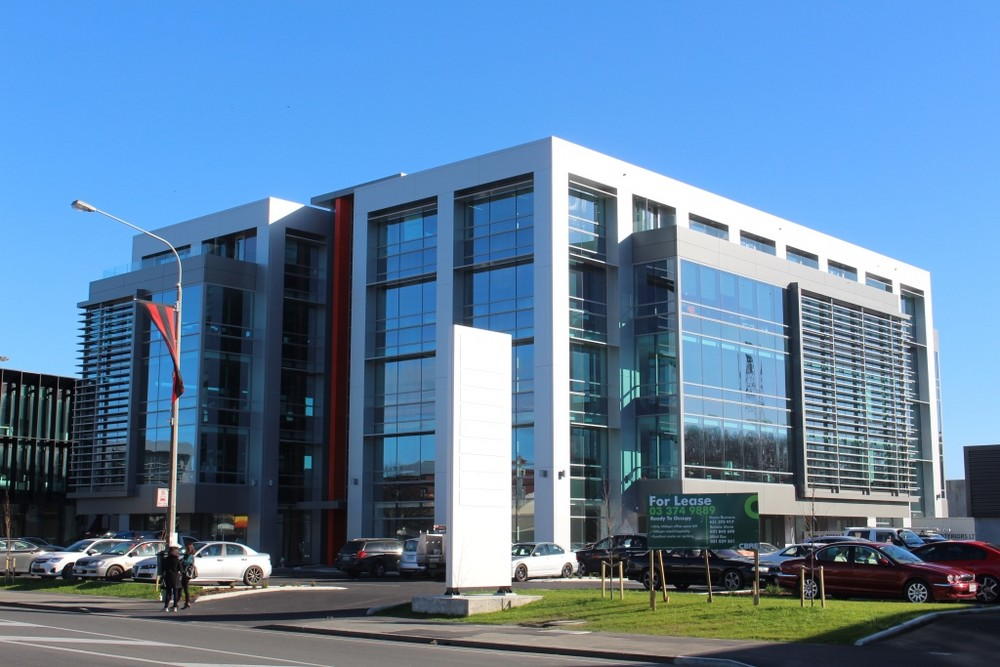Office Suite  for Lease Addington Christchurch