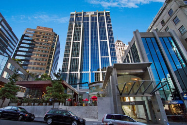 A Grade Offices  for Lease Auckland Central