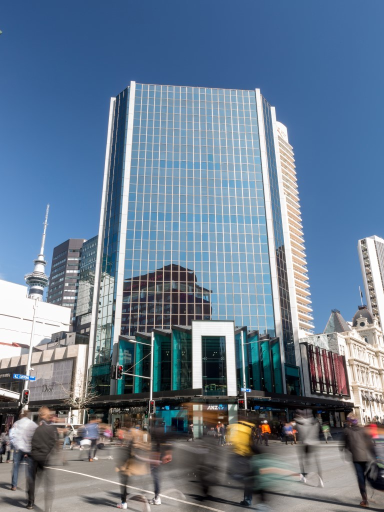 Corner Offices  for Lease Auckland CBD
