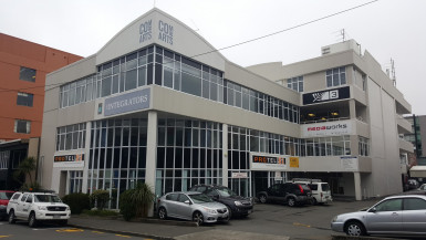 4 Offices  for Lease Te Aro Wellington