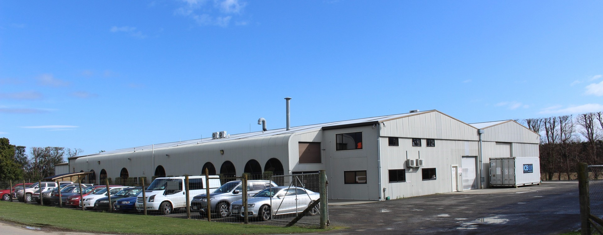 Industrial Warehouse  for Sale Levin Manawatu