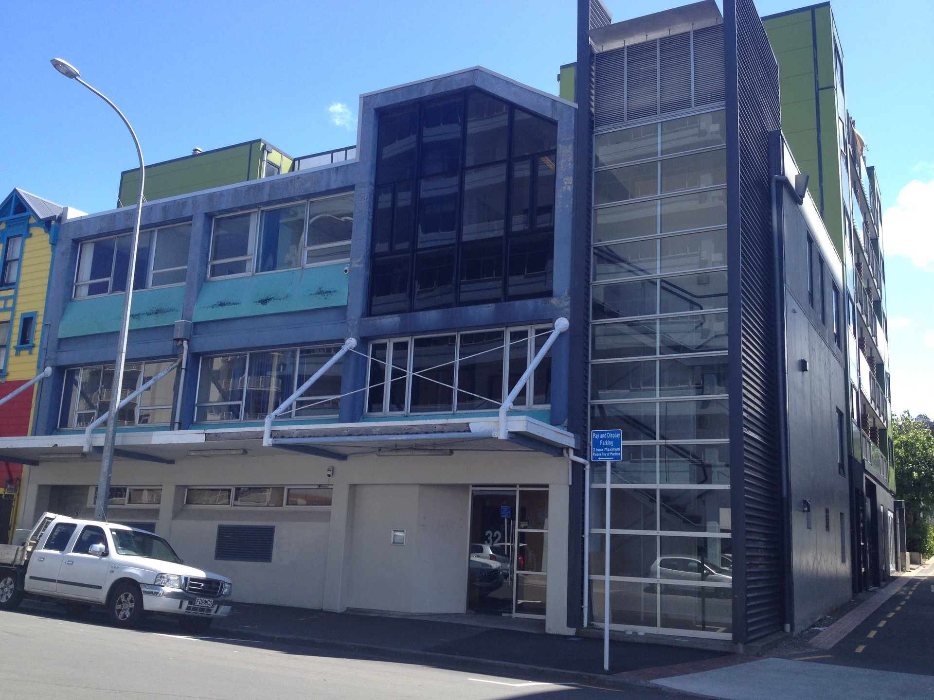 Retail  for Lease Te Aro Wellington