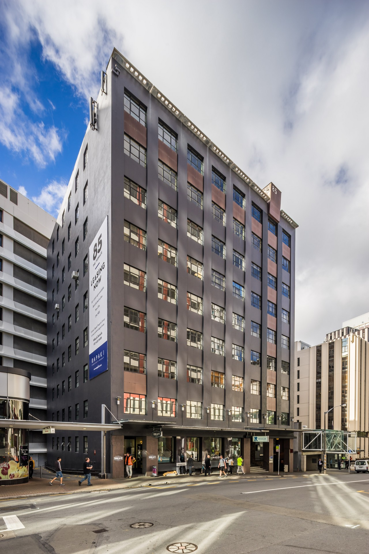 Various Offices  for Lease Wellington CBD