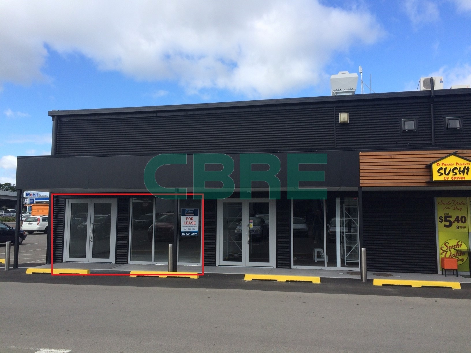 Retail  for Lease Tauranga Central
