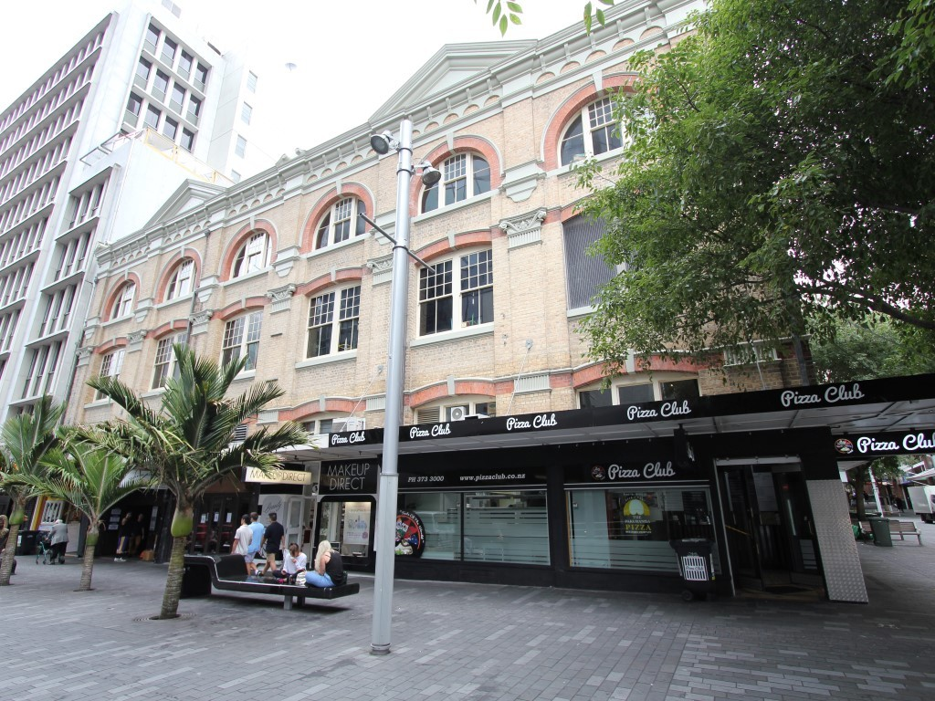 Character Offices  for Lease Auckland Central