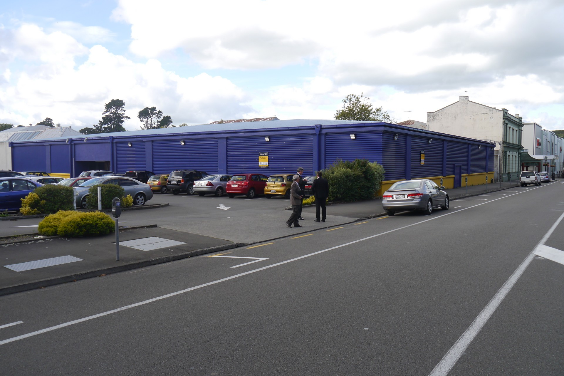Large Format Retail  for Lease Wanganui CBD