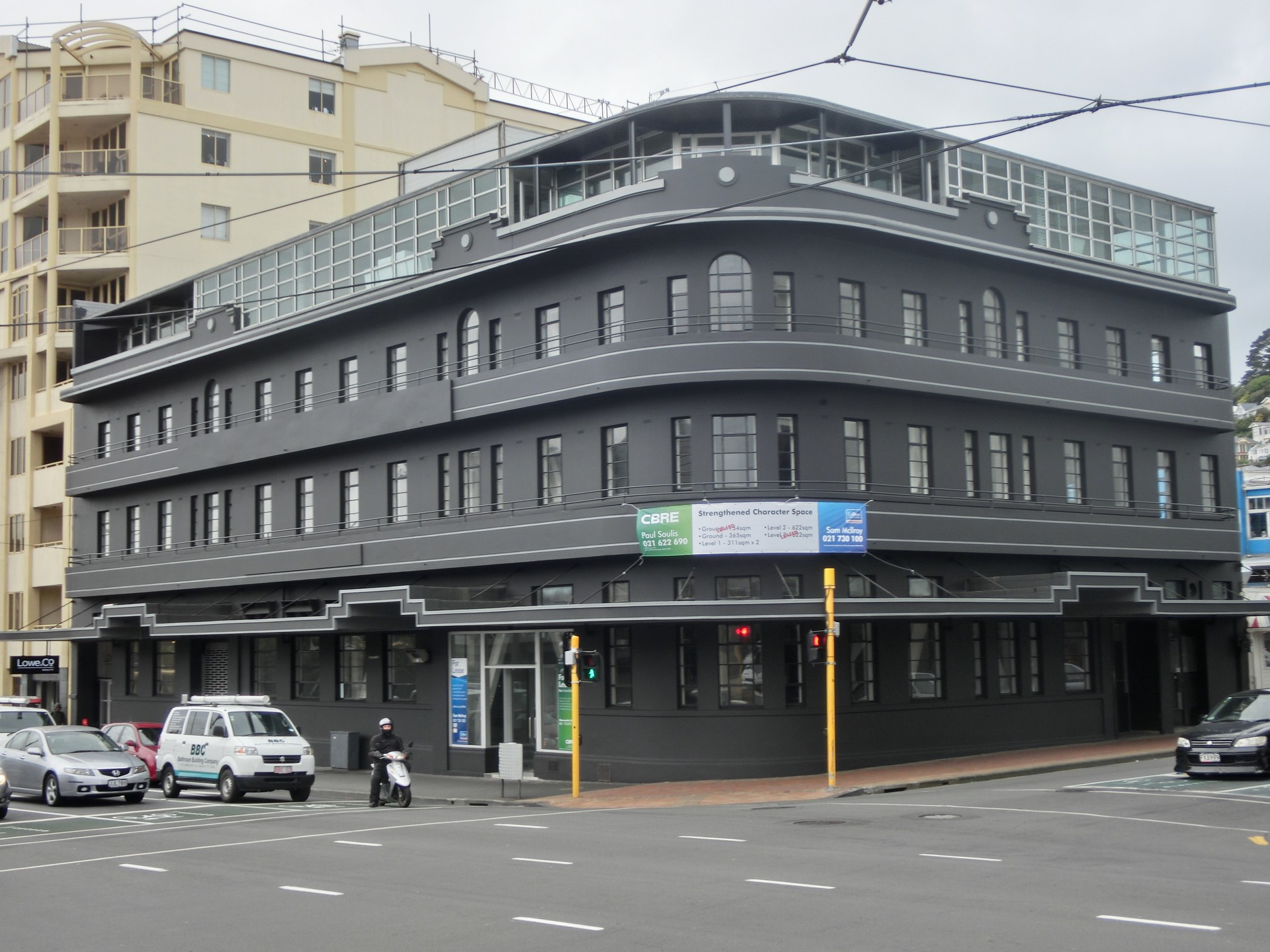 Offices  for Lease Mt Victoria Wellington