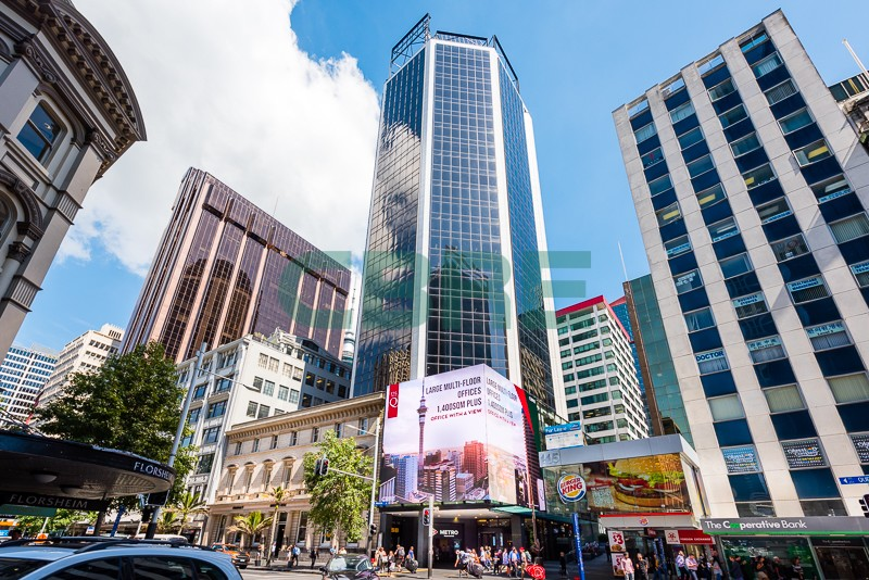 Offices  for Lease Auckland Central