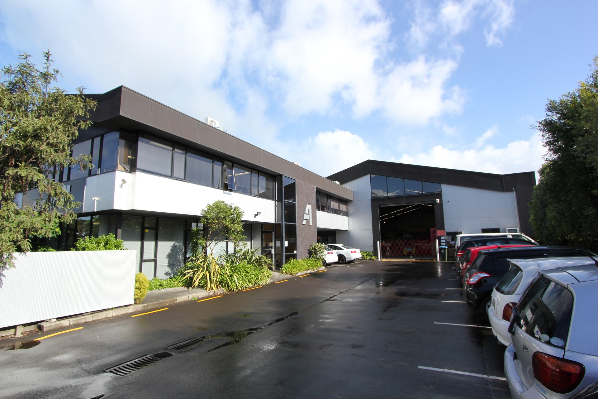 Warehouse and Office Space  for Lease Onehunga Auckland