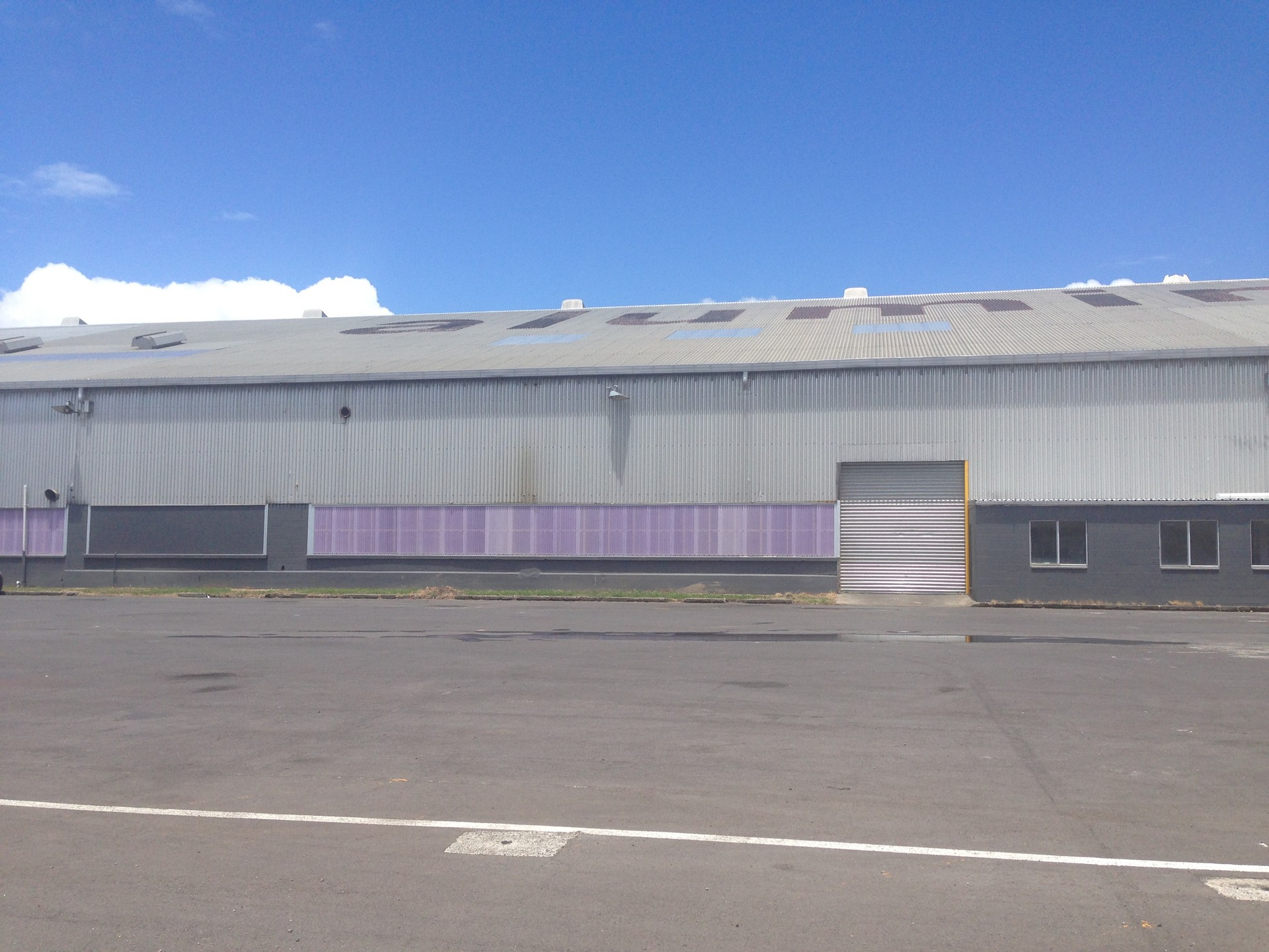 4,100sqm Industrial Warehouse  for Lease Wiri Auckland