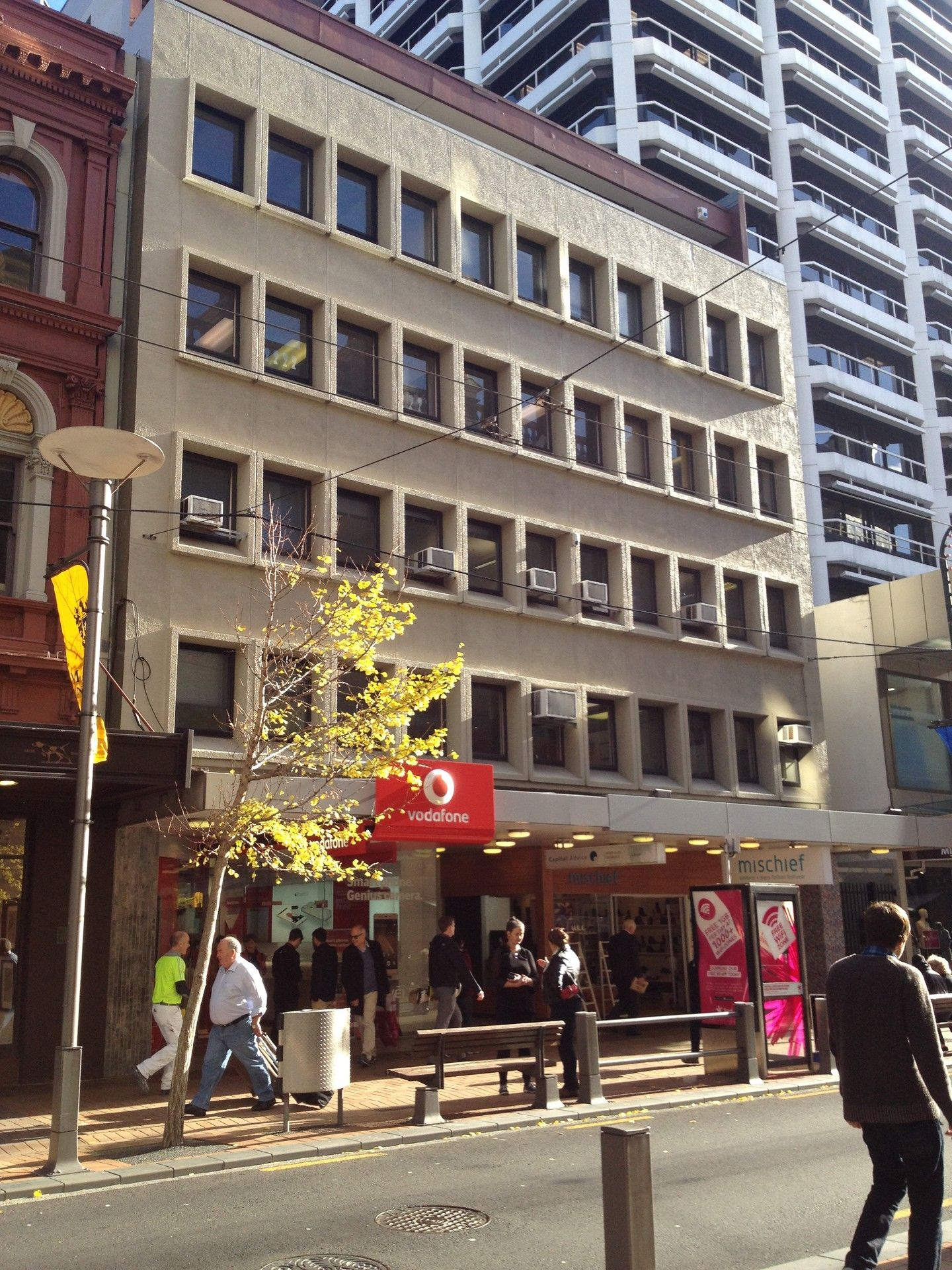 Small CBD Offices  for Lease Wellington Central