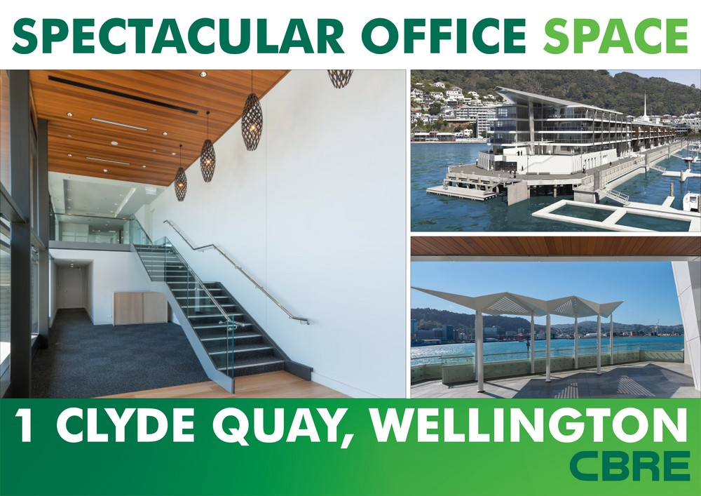 Fully fitted out Offices  for Lease Wellington Central