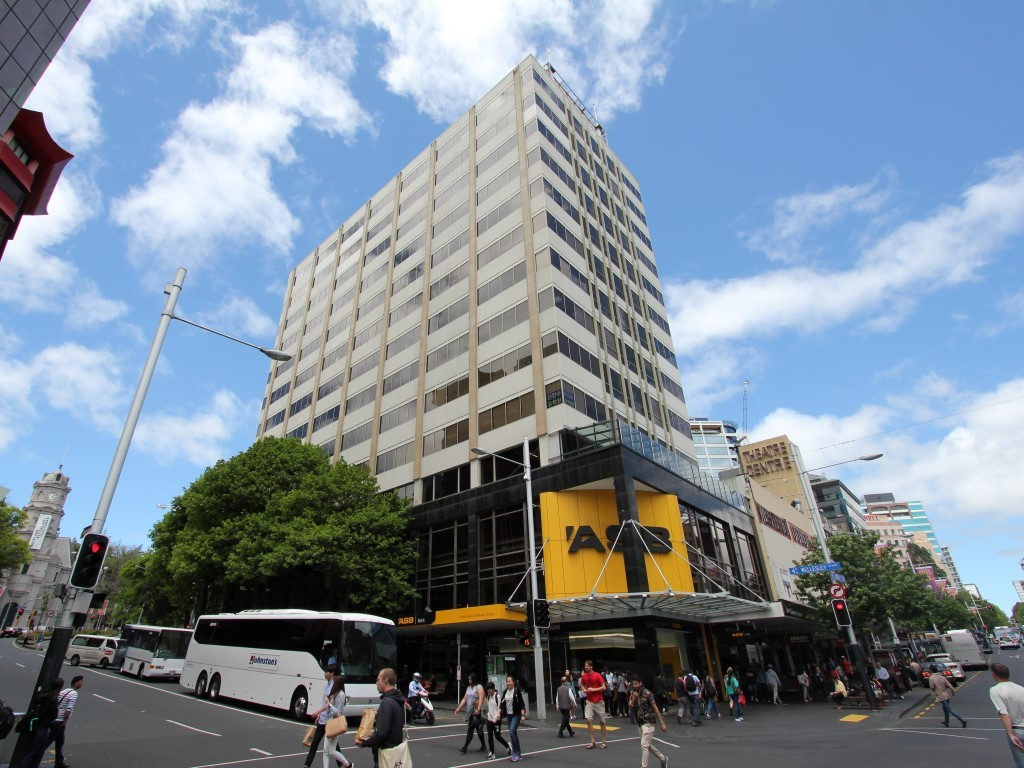 55sqm Offices  for Lease Auckland Central