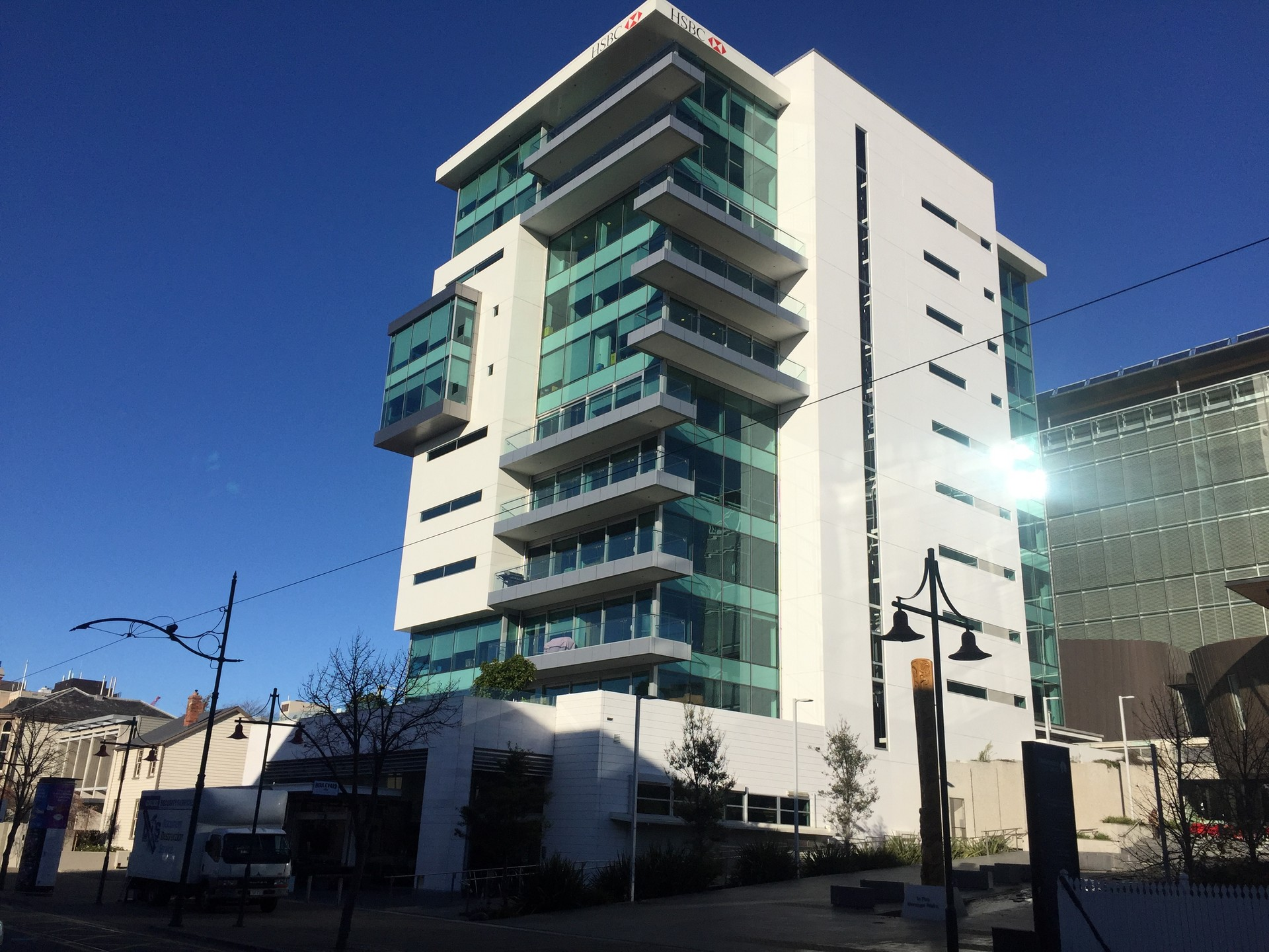 A-Grade Offices  for Lease Christchurch Central