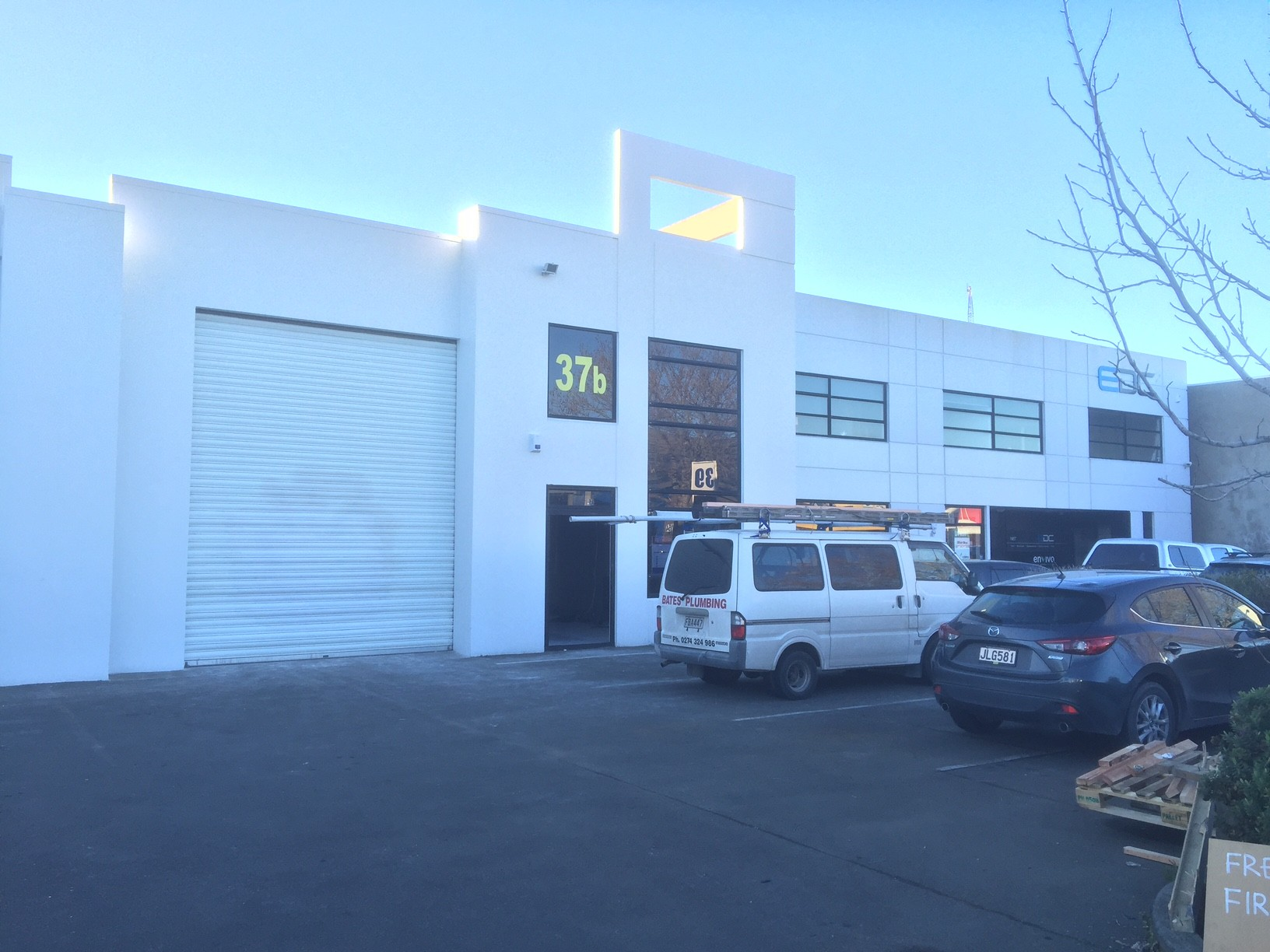 Newly refurbished Industrial Warehouse  for Lease Sydenham Christchurch