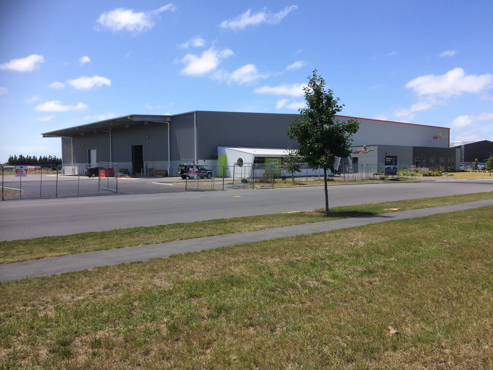 Industrial Warehouse  for Lease Russley Christchurch