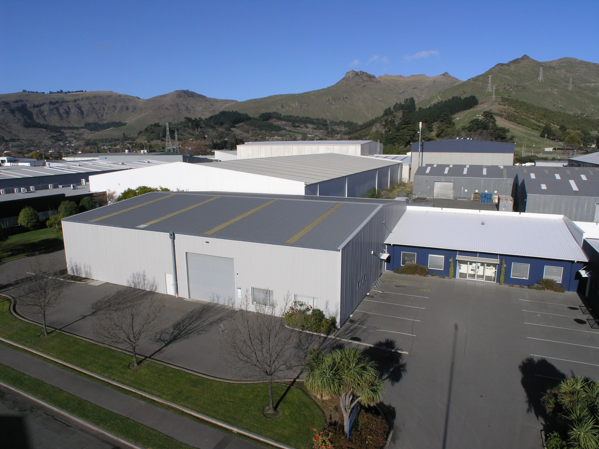 Quality Warehouse and Office  for Lease Woolston Christchurch