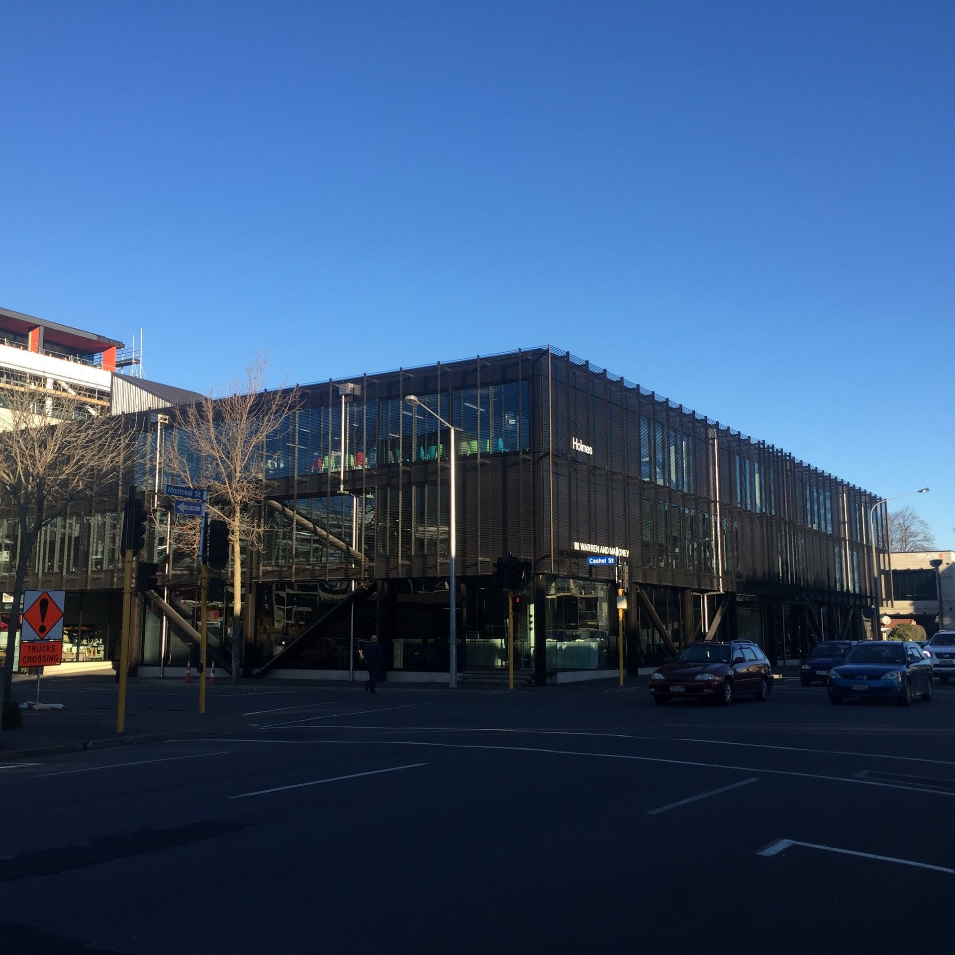 Stunning Offices  for Lease Christchurch Central