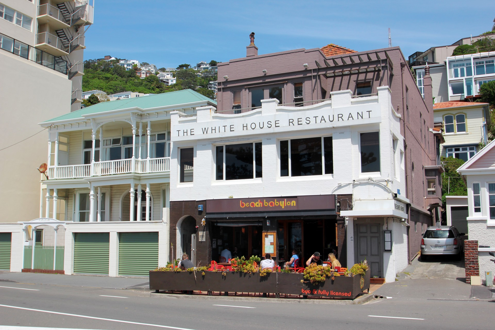 Offices  for Lease Oriental Bay Wellington