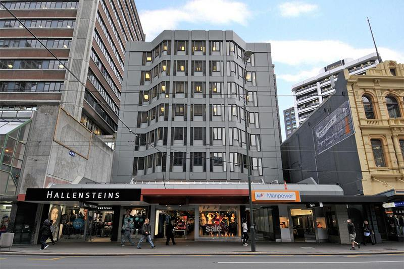 High Quality Offices  for Lease Wellington Central