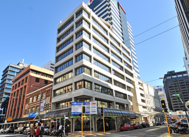 Modern Offices  for Lease Wellington Central