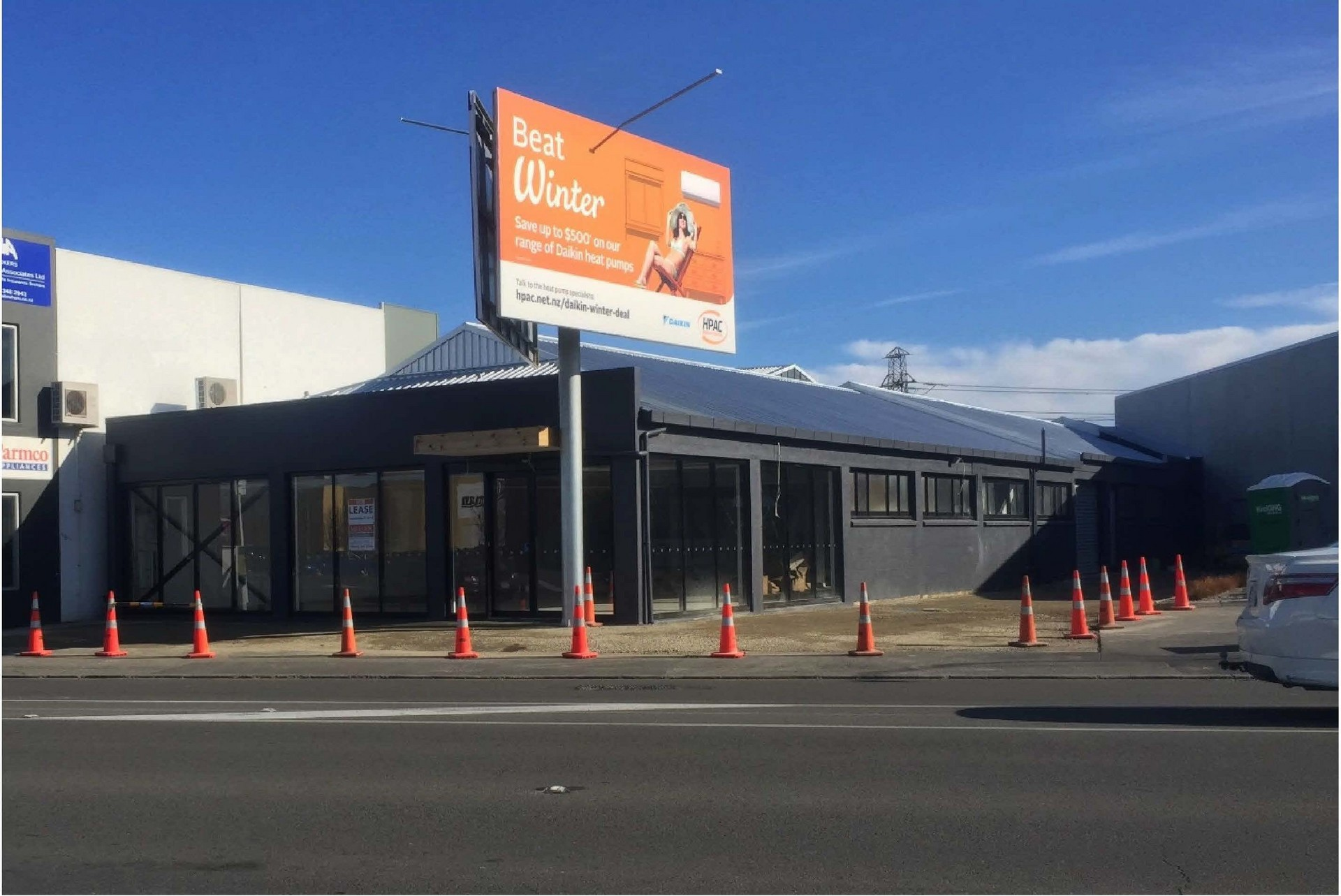 Industrial Warehouse  for Lease Riccarton Christchurch