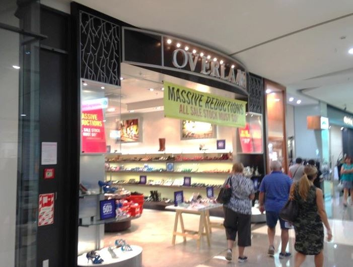 Prime Fashion Retail  for Lease Glenfield Auckland