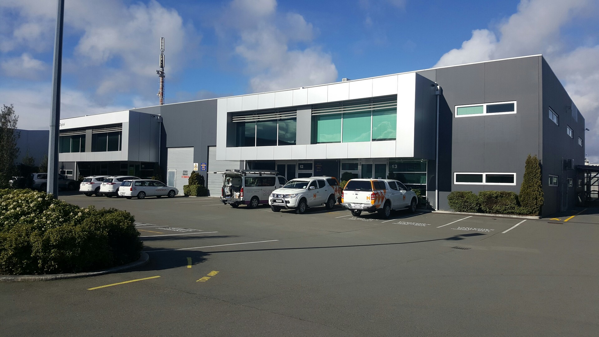 Offices  for Lease Riccarton Christchurch