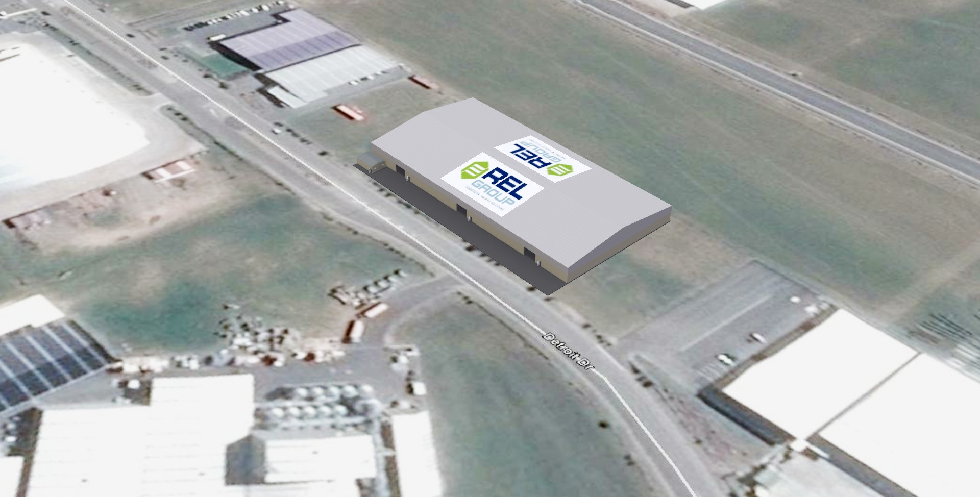 Industrial Warehouse  for Lease Rolleston Canterbury