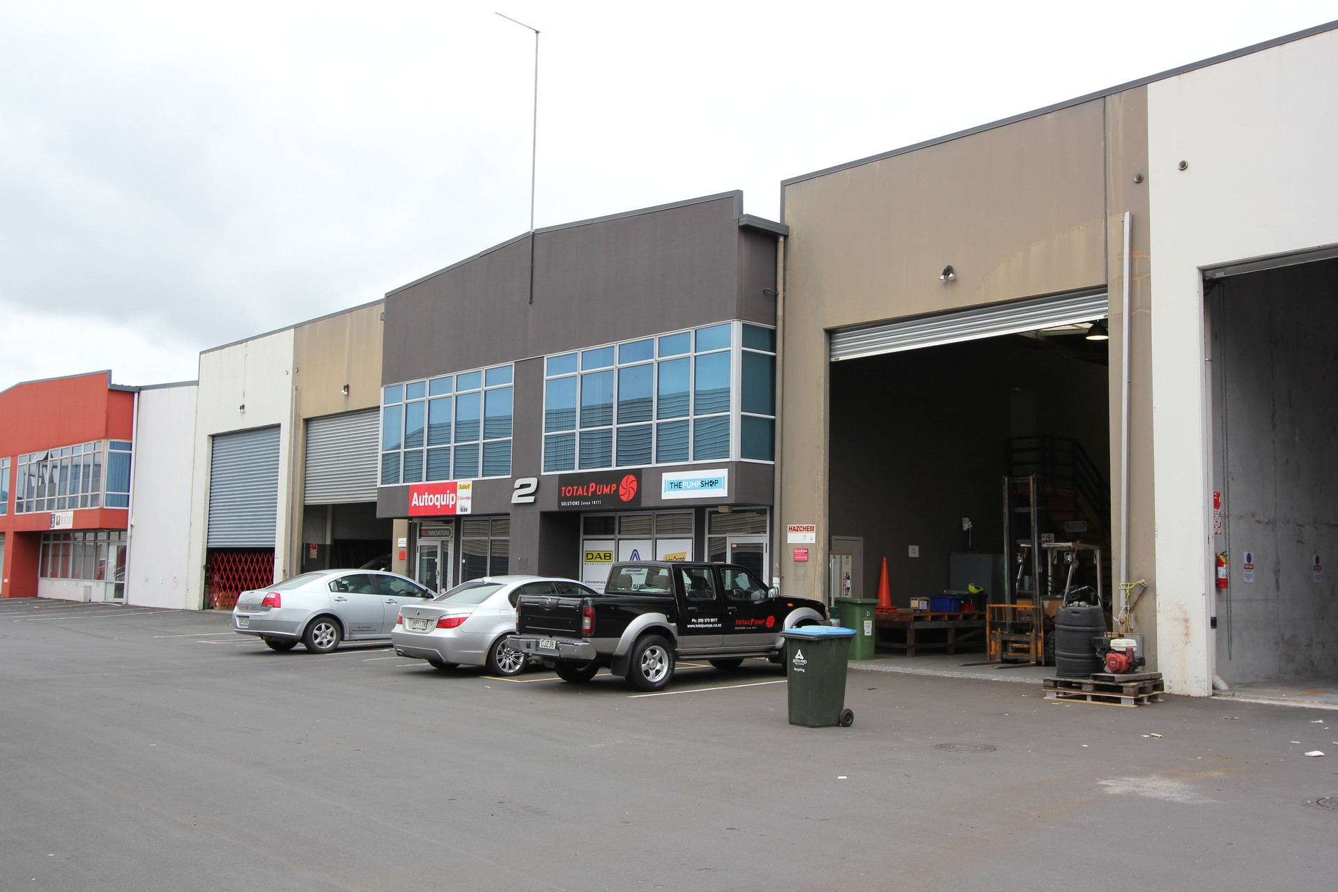Industrial Unit  for Lease Penrose Auckland