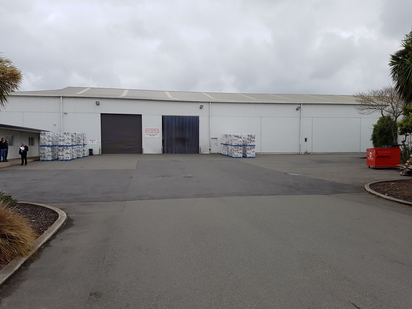 Industrial Warehouse  for Lease Wigram Christchurch